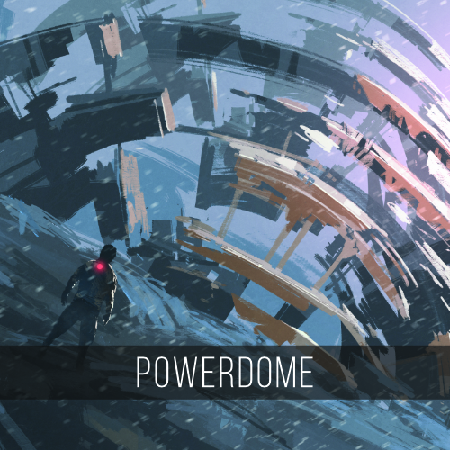 Powerdome Drums only